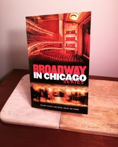 Broadway In Chicago Subscription