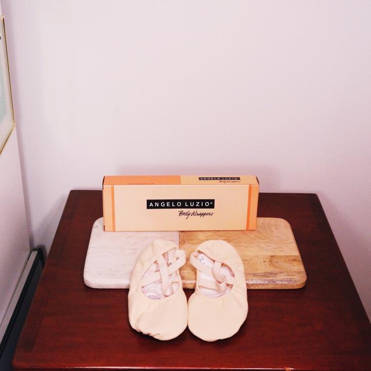 Angelo Luzio BodyWrappers Ballet Slippers