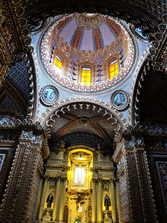 Morelia church
