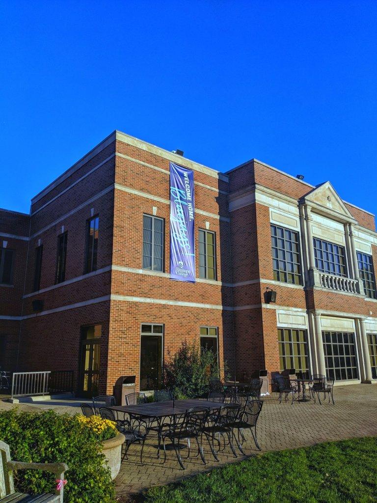 elmhurst college frick center homecoming