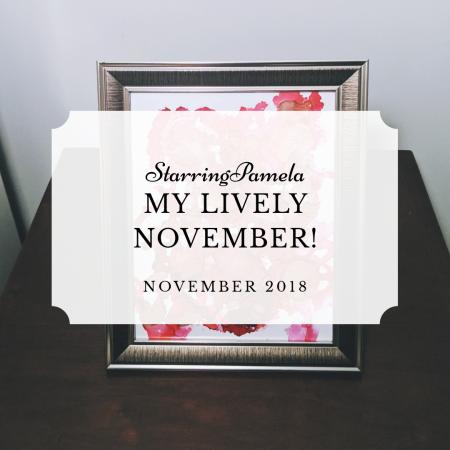 my lively November 2018
