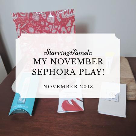 my november sephora play box featured image