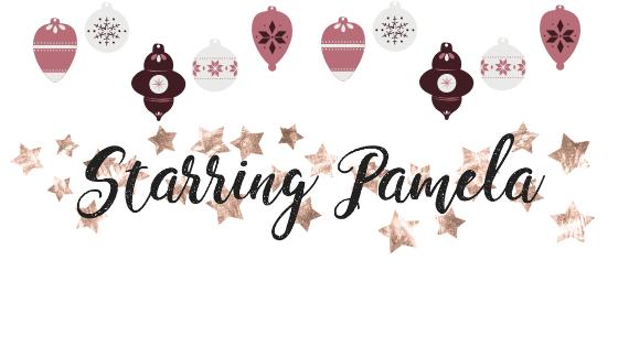 starringpamela blog header christmas