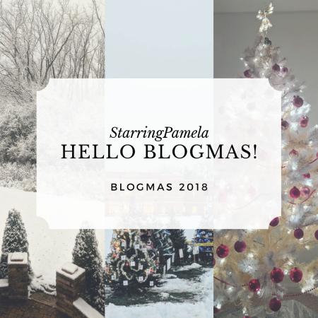 hello blogmas