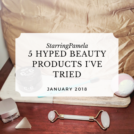 5 hyped products I've tried featured image
