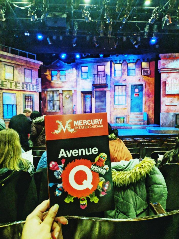 avenue q musical