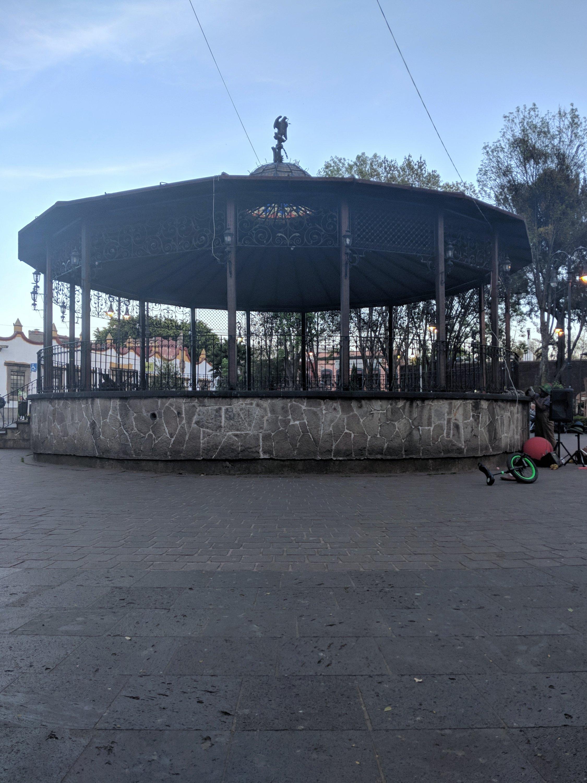 Pamela In Mexico Coyoacan