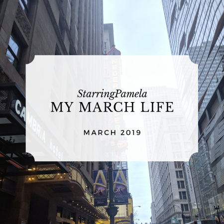 my march life featured image