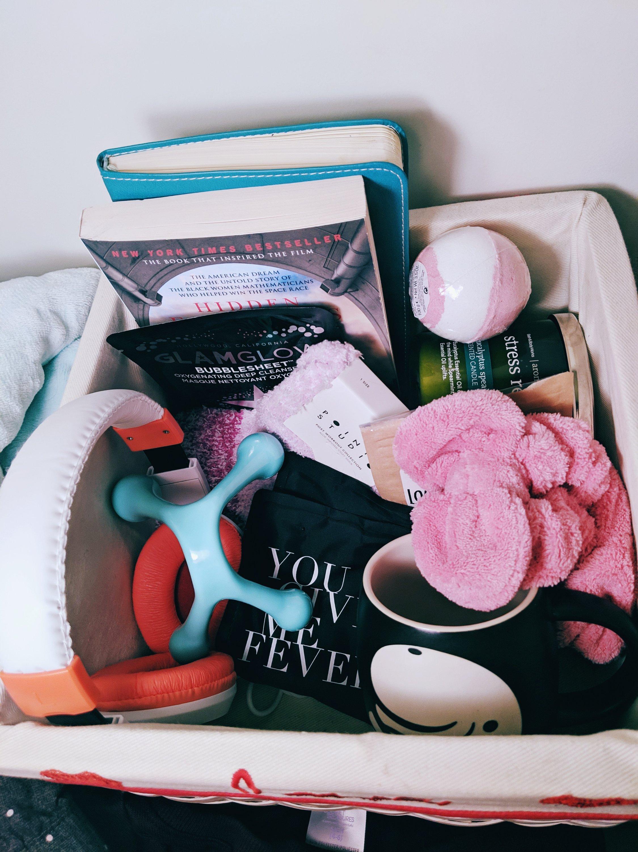 create a self care kit w/ checklist self care sunday birthmay 2019
