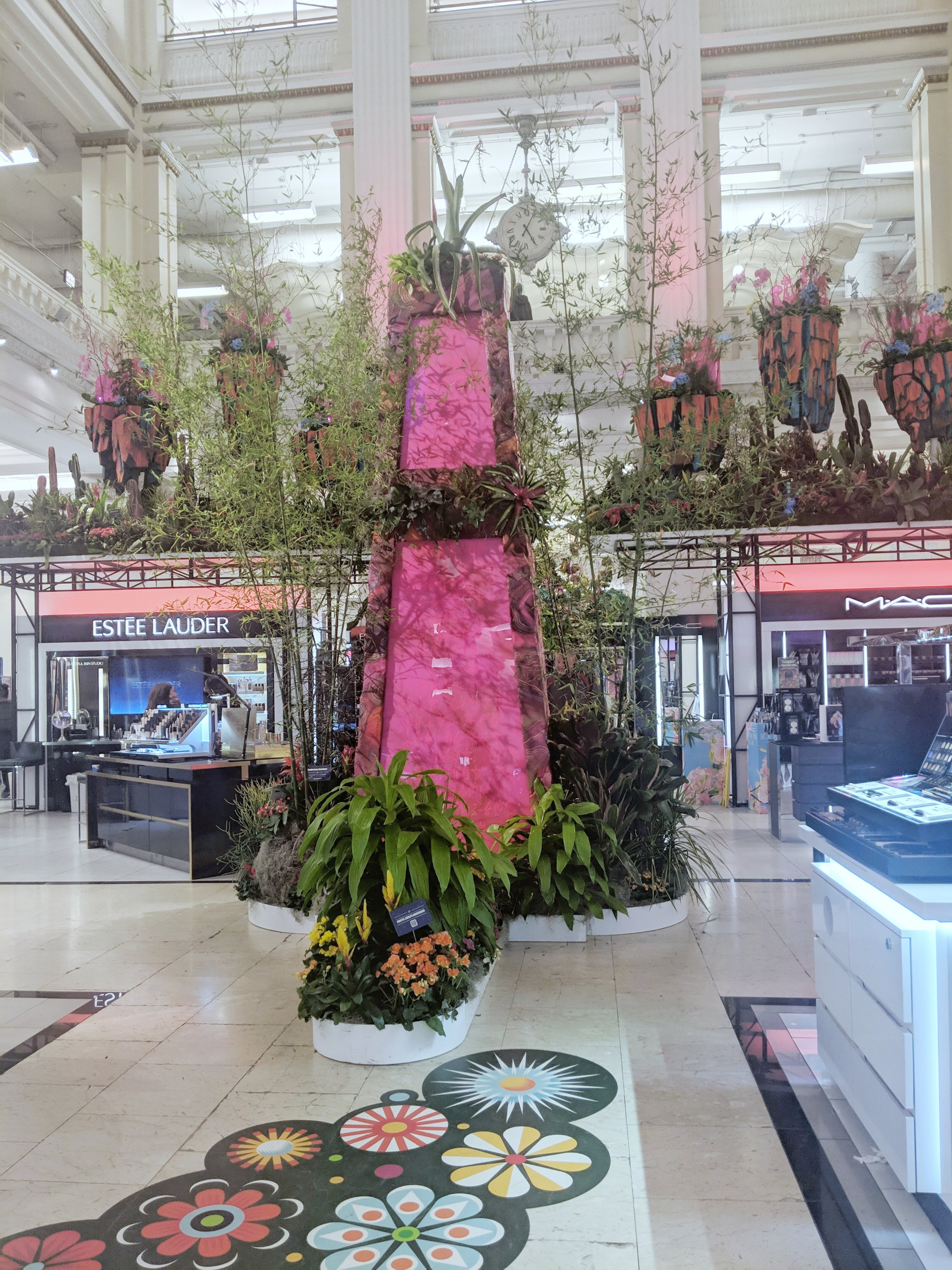 macy's flower show chicago state st 2019