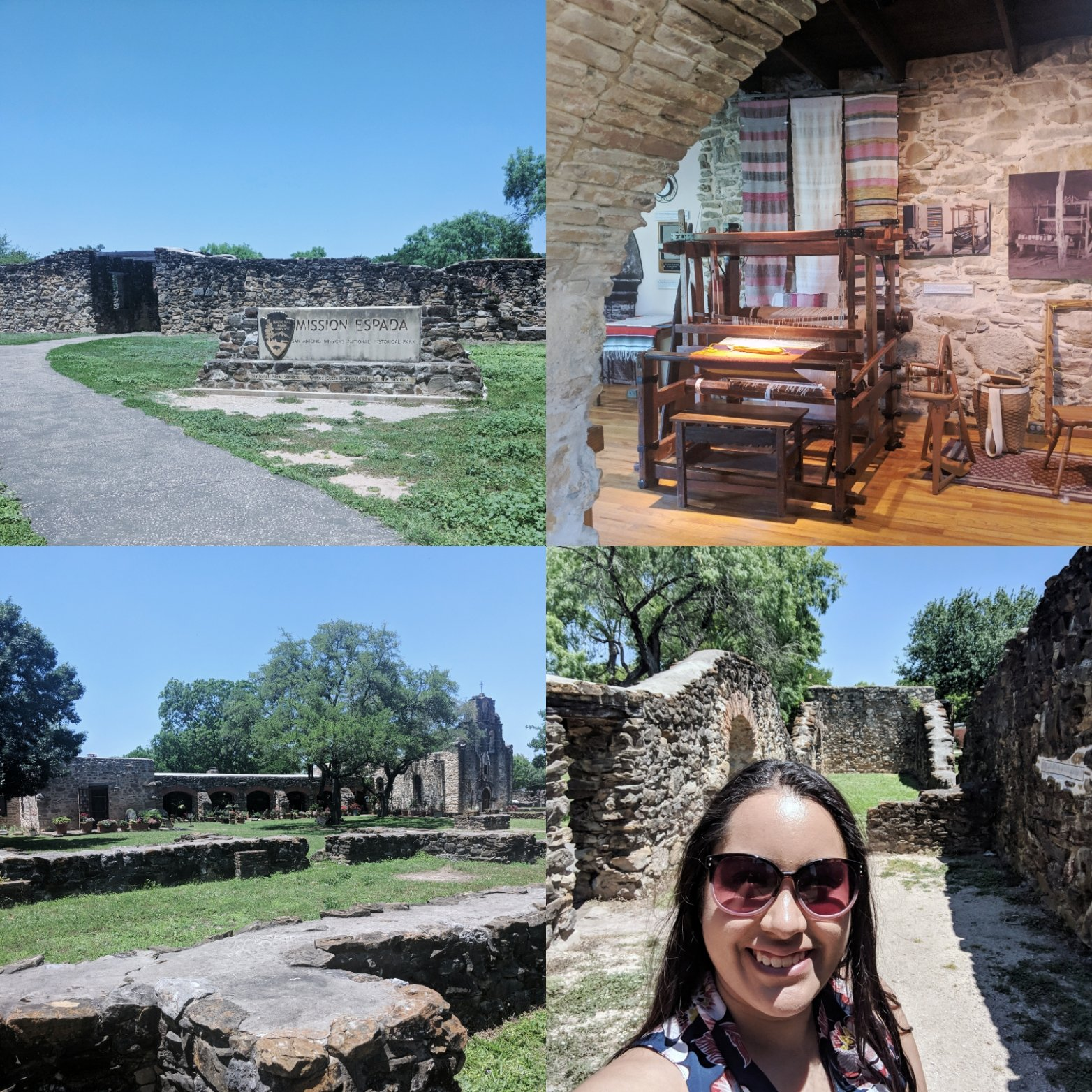 san antonio collage mission espada