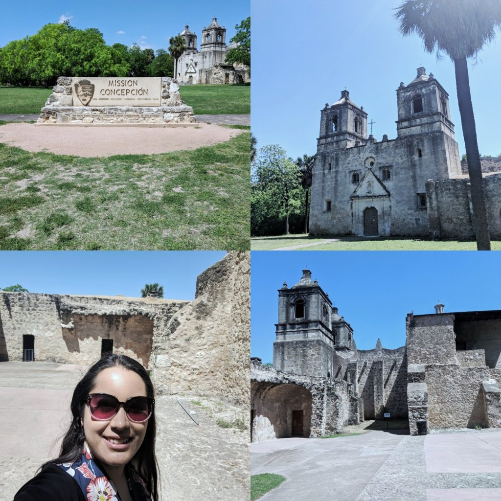 san antonio collage mission concepcion