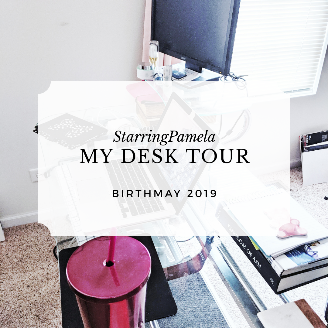 my desk tour featured image