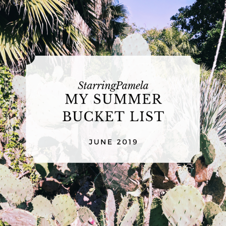 my summer bucket list featured image
