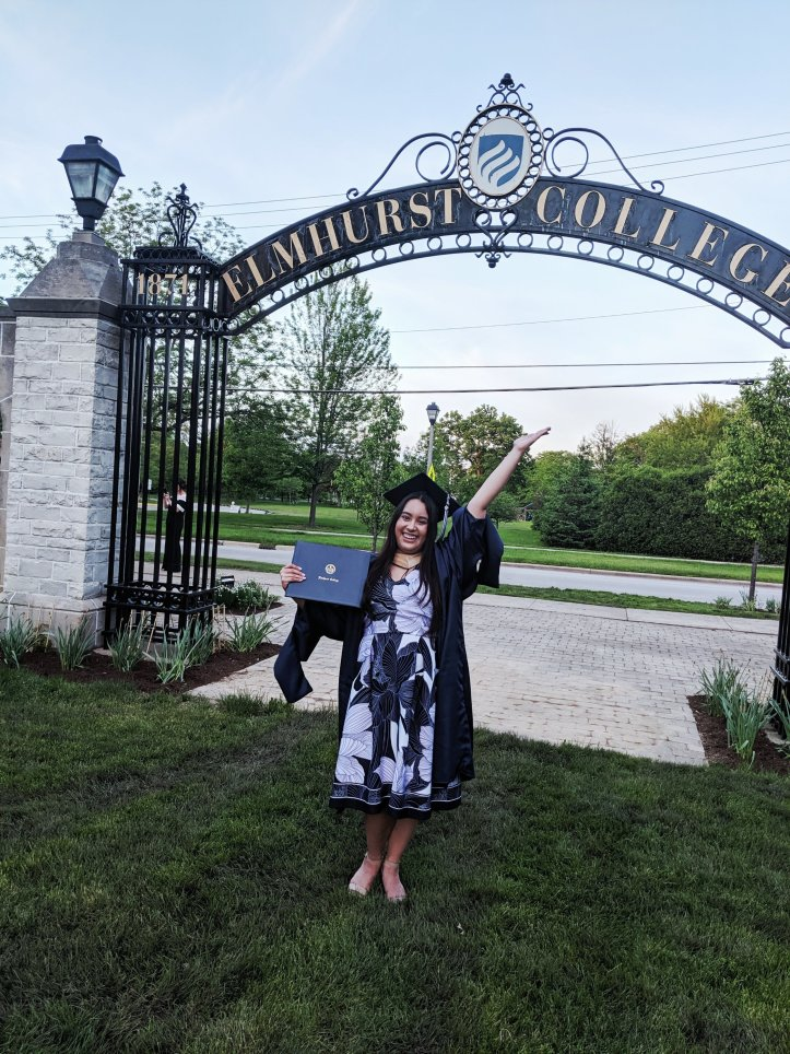 MBA Commencement Gate