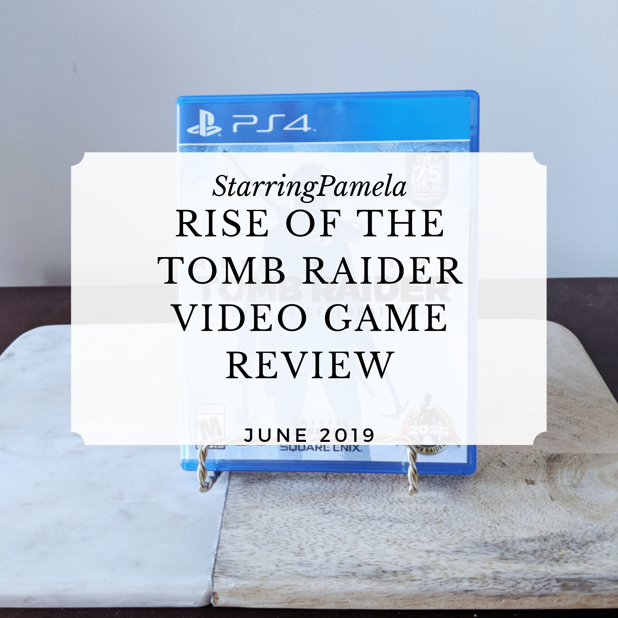 rise of the tomb raider video game review featured image