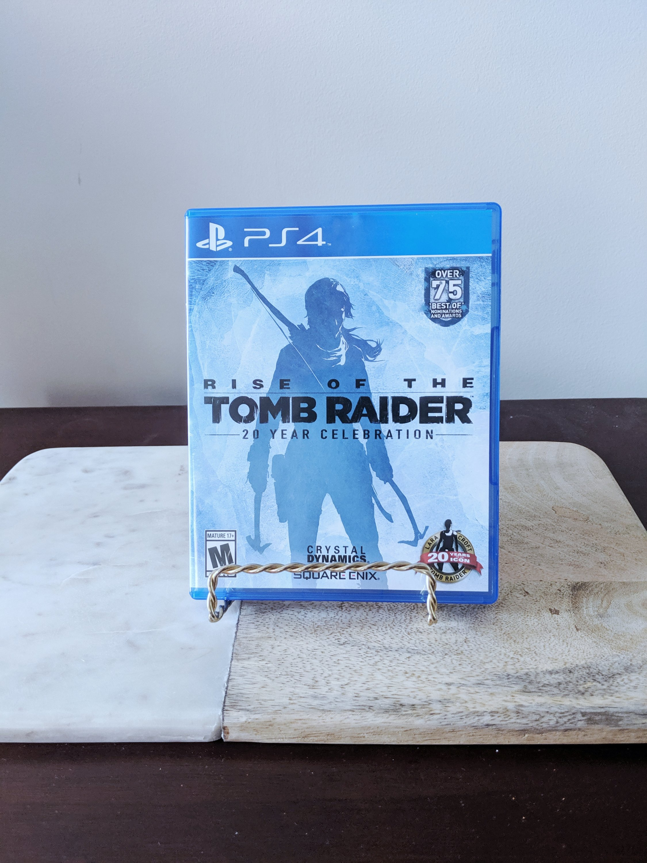 rise of the tomb raider video game review