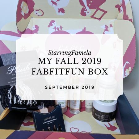 fall 2019 fabfitfun box