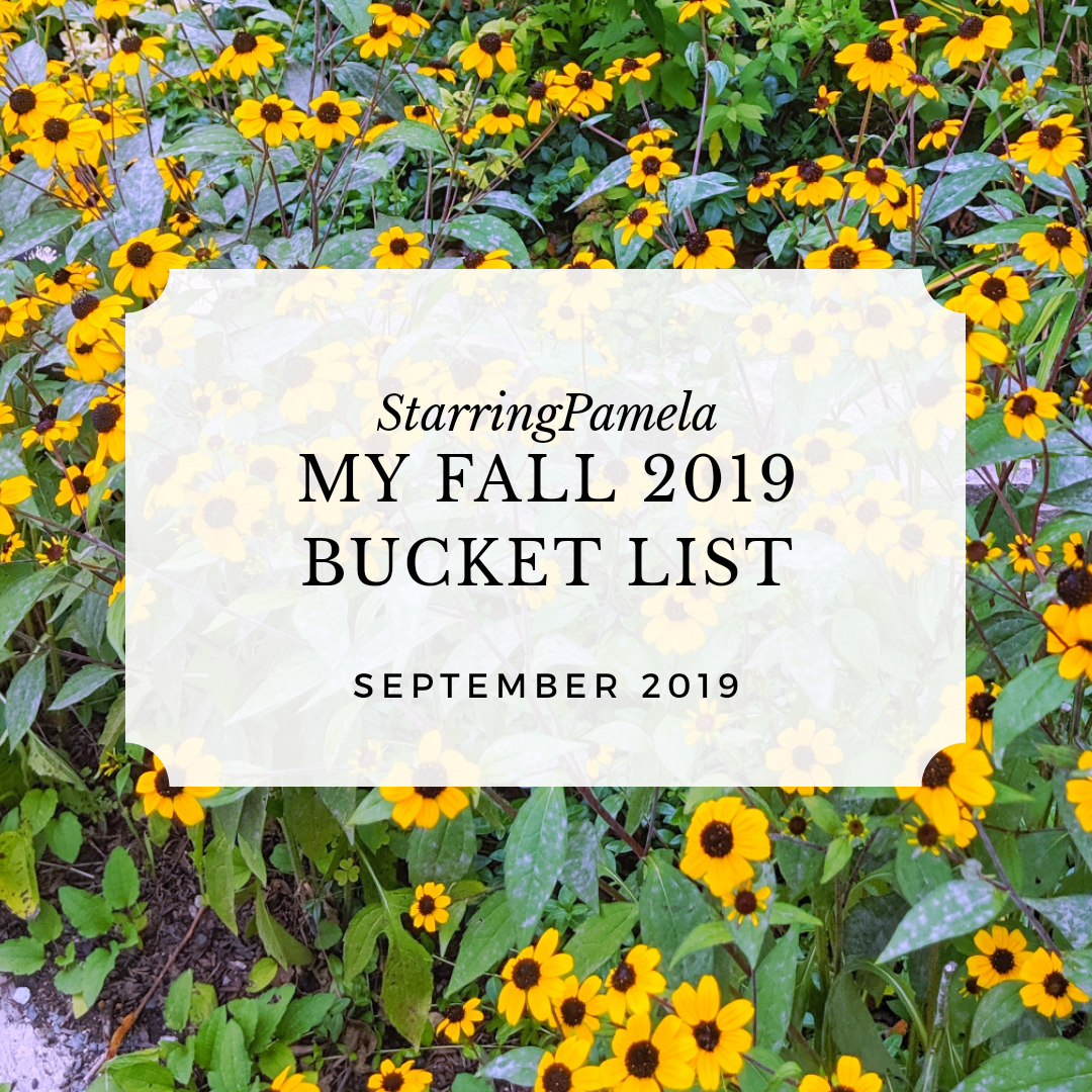 my fall 2019 bucket list featured image