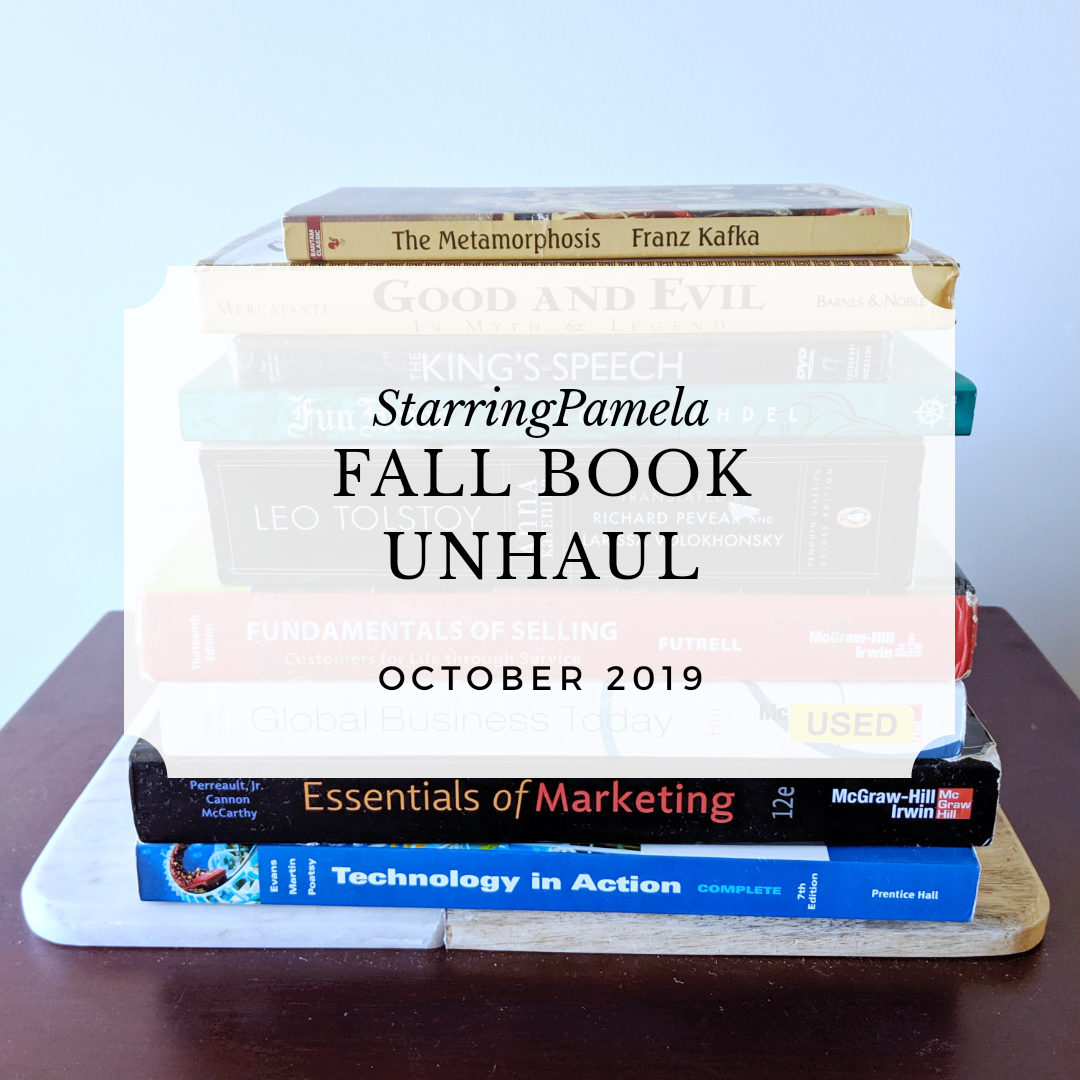 fall book unhaul featured image