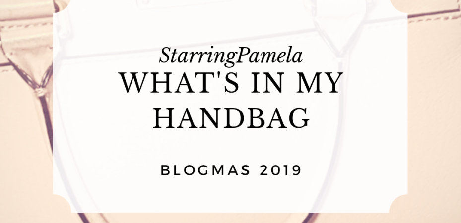 what's in my handbag featured image