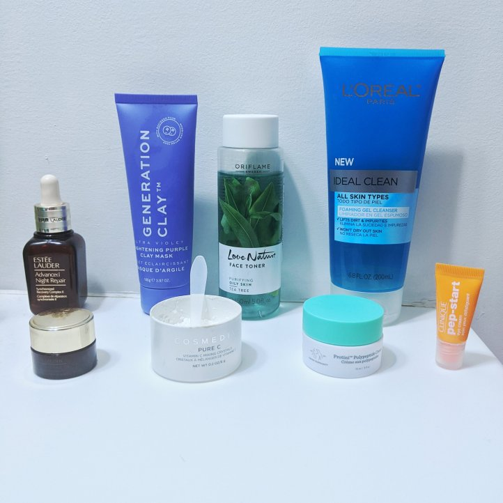 my fall/winter skin care