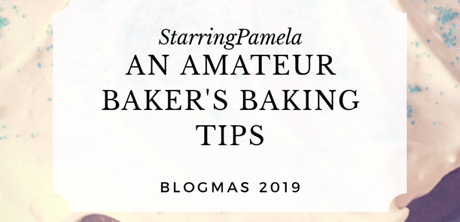 amateur baker's baking tips featured image
