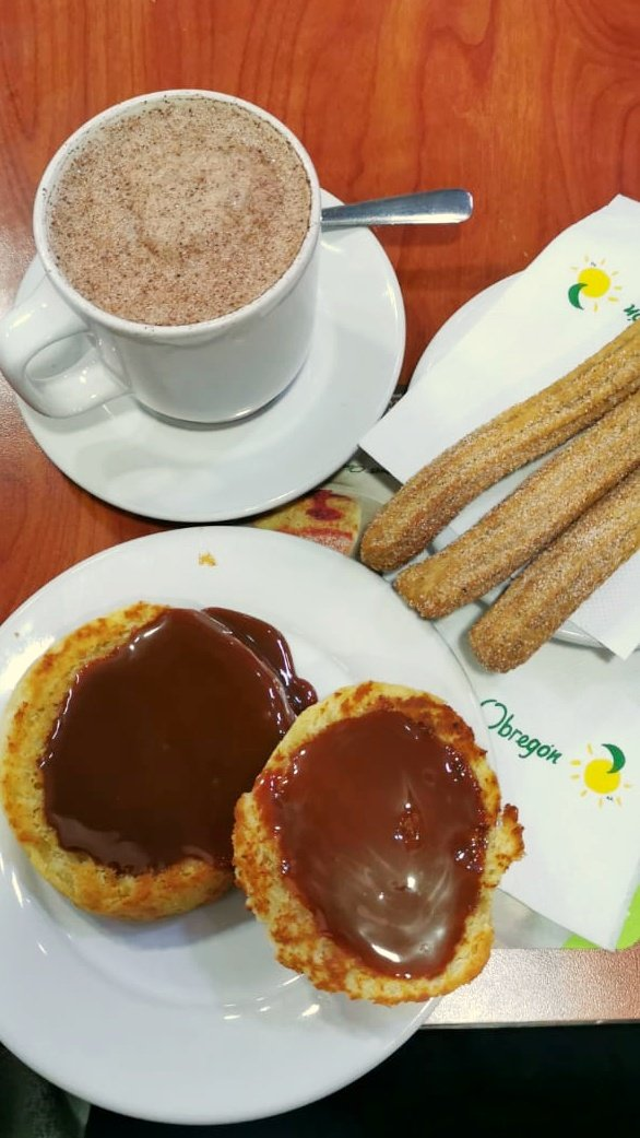 Bisquets Obregon Churros