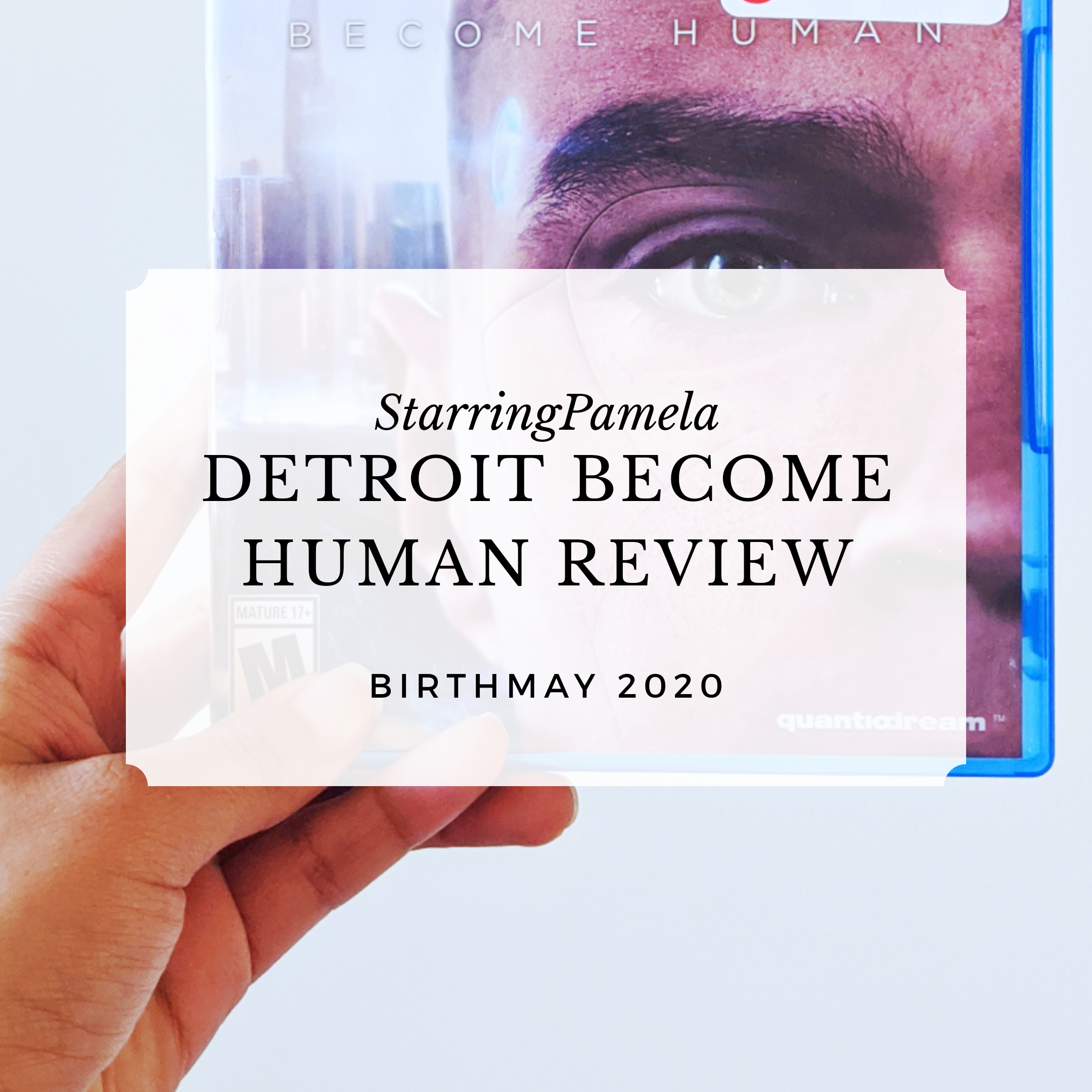 detroit become human video game review featured image