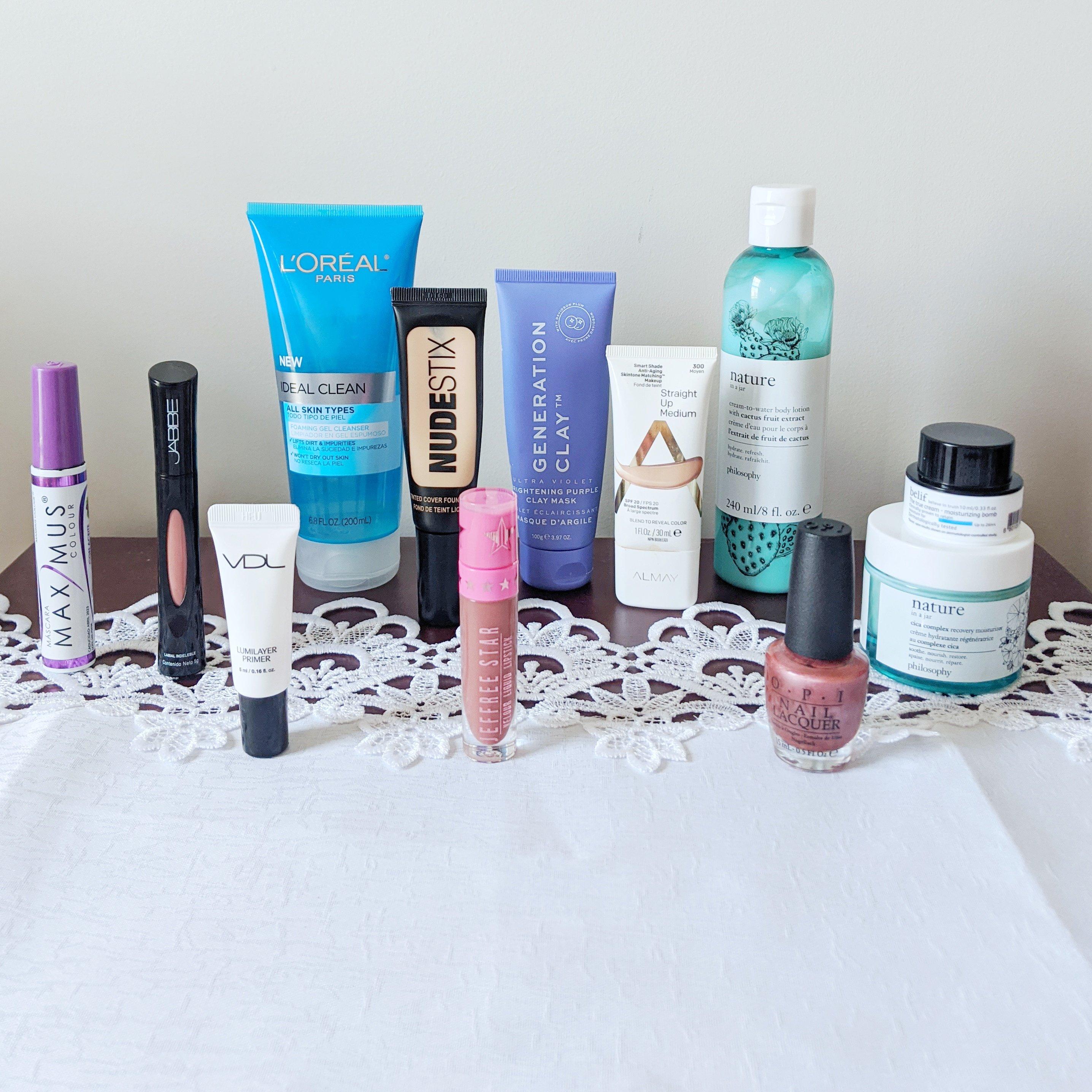 mini beauty reviews