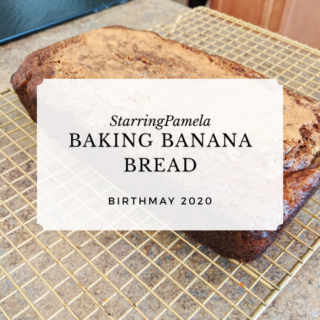 quarantine baking banana bread featured image
