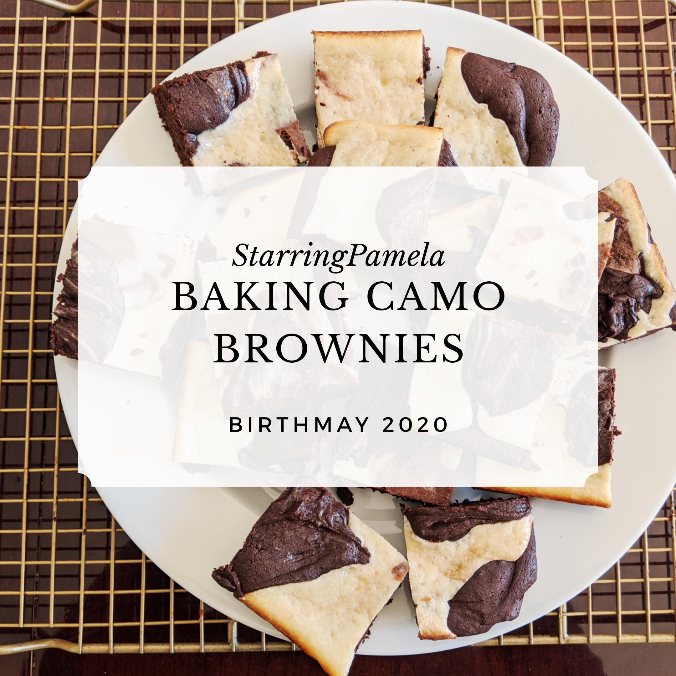 quarantine baking brownies featured image