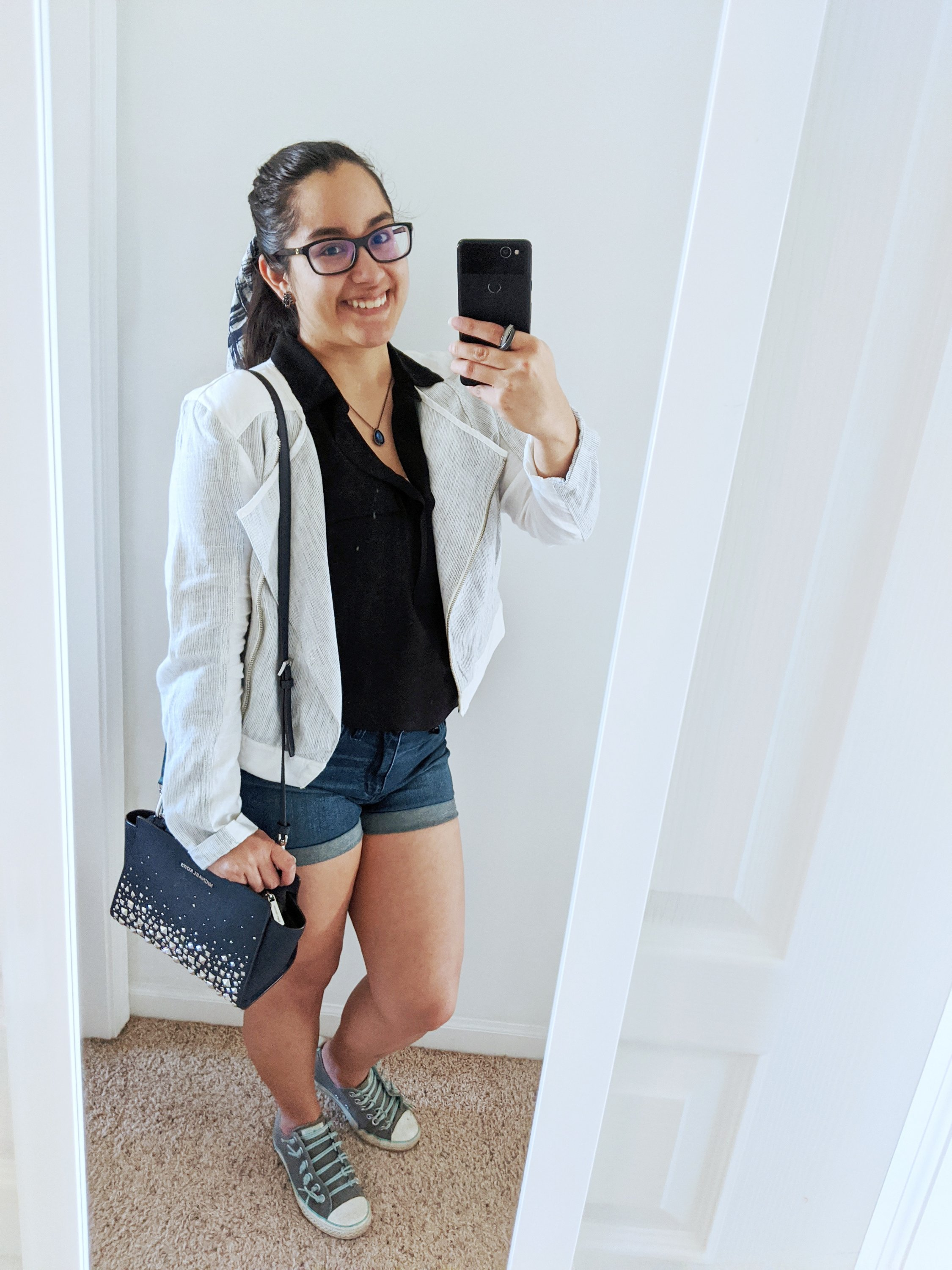 spring ootds casual outfit
