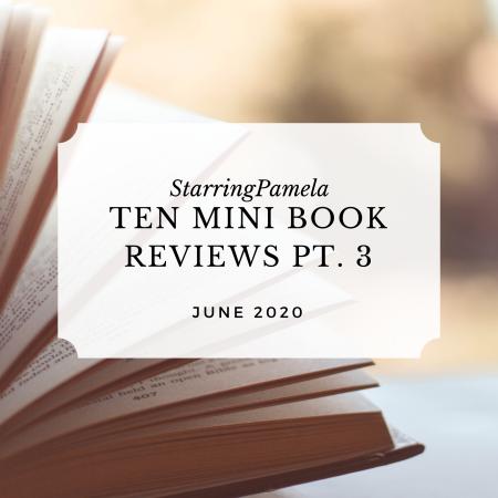 ten mini book reviews pt 3 featured image