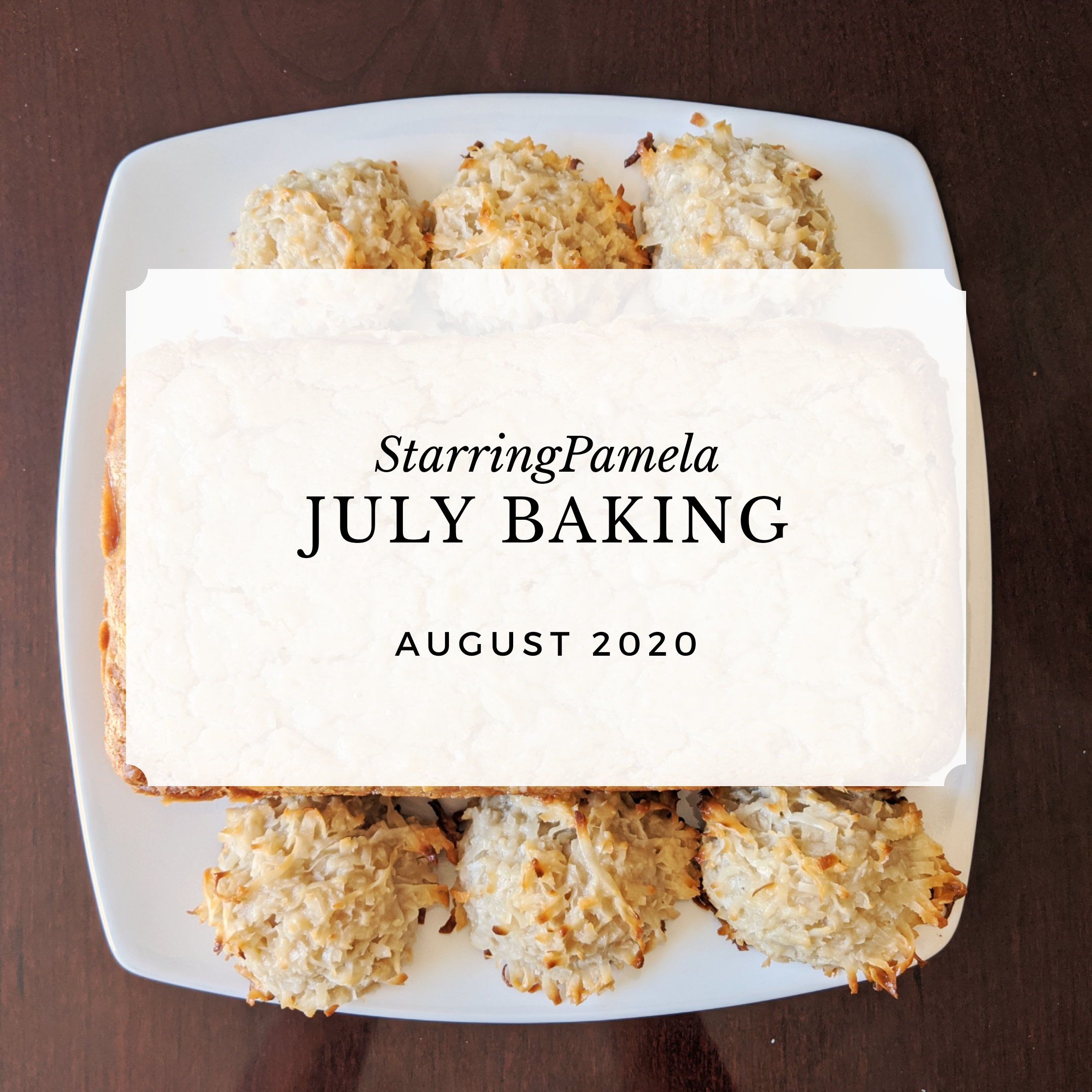 july baking featured image