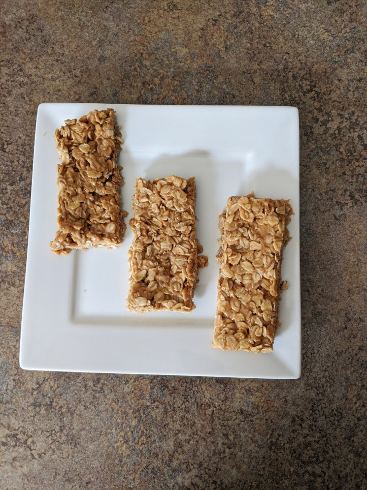 june baking recap honey peanut butter oatmeal bars