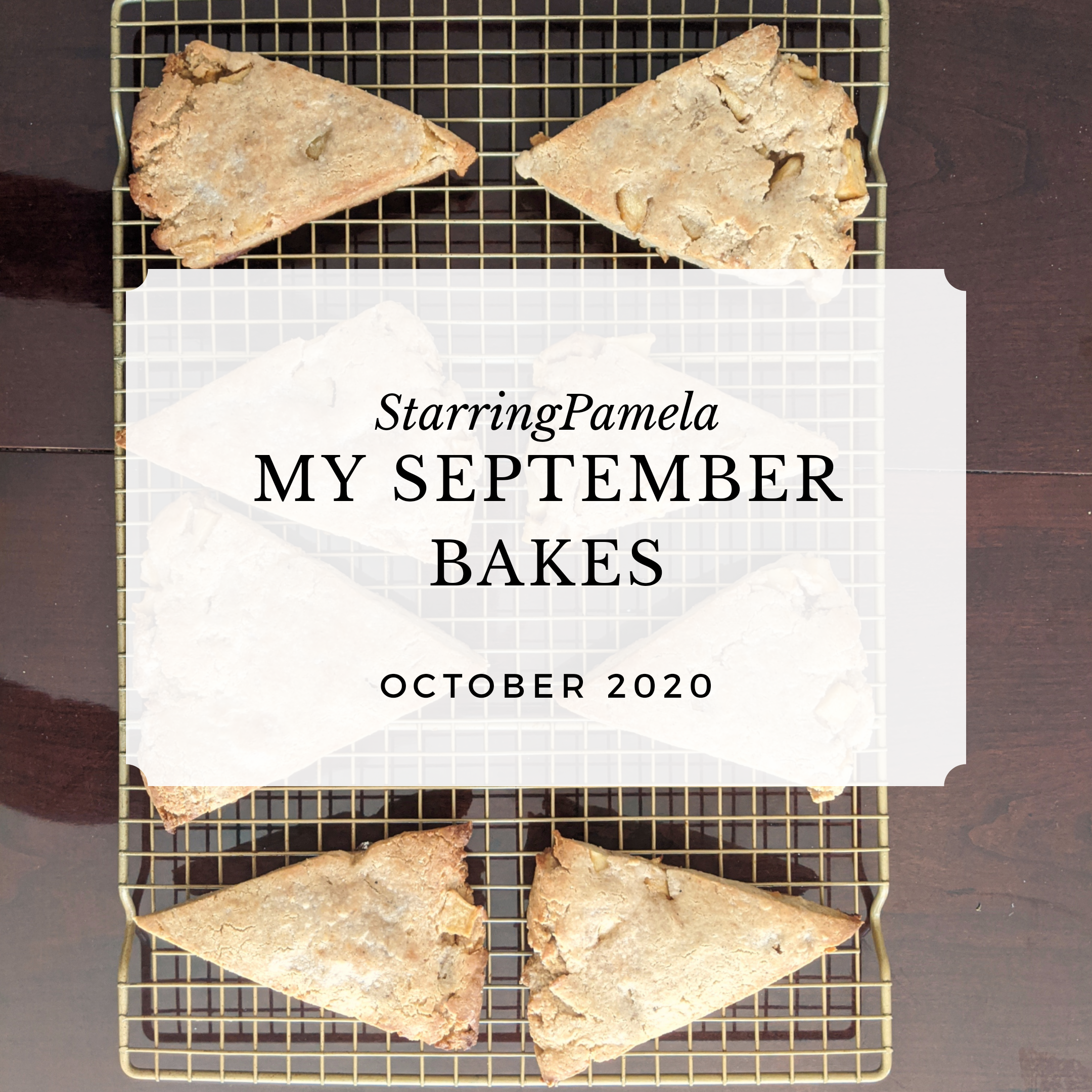my september bakes featured image