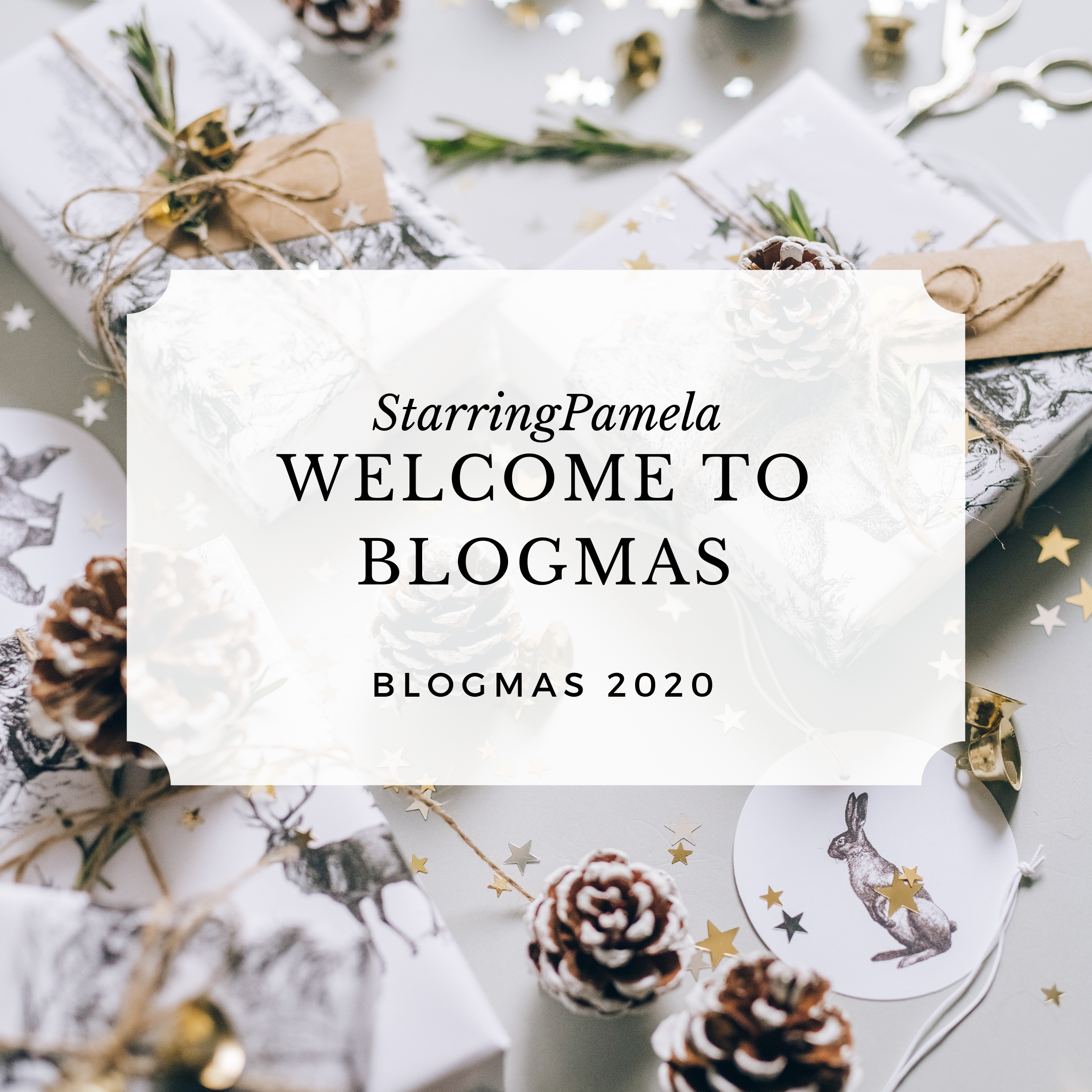 welcome to blogmas featured image