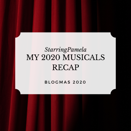 my 2020 musicals featured image