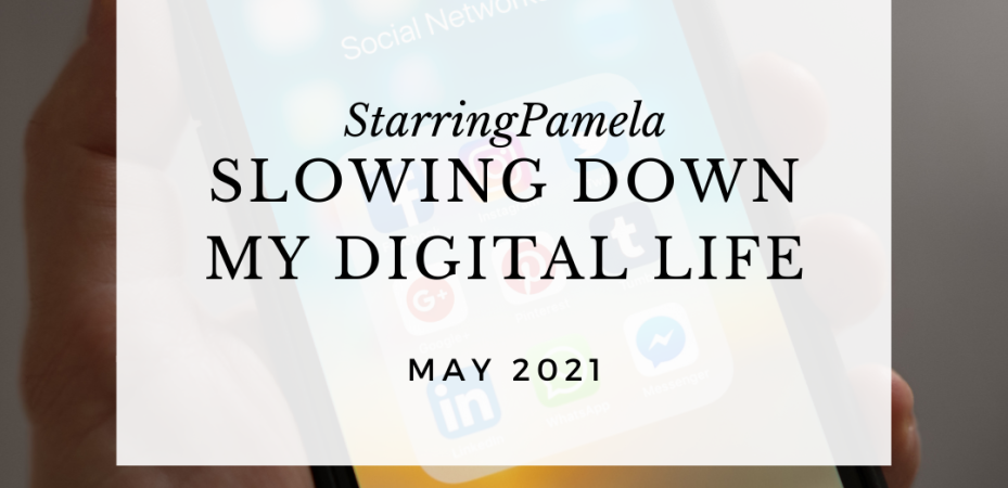 slowing down my digital life birthmay featured image
