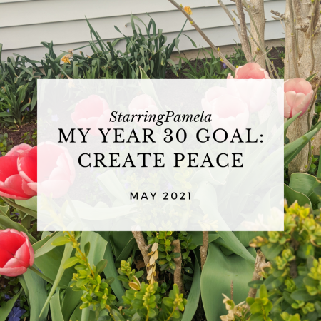 my year 30 goal: create peace birthmay featured image