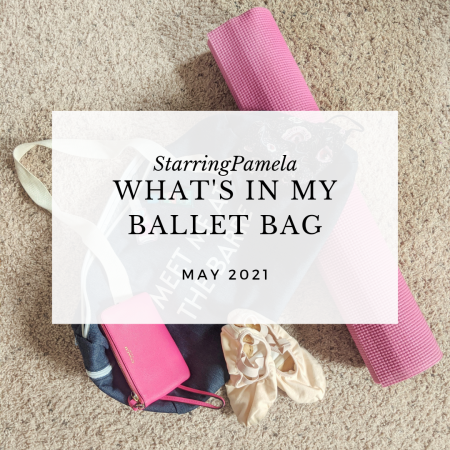 what's in my ballet bag birthmay featured image