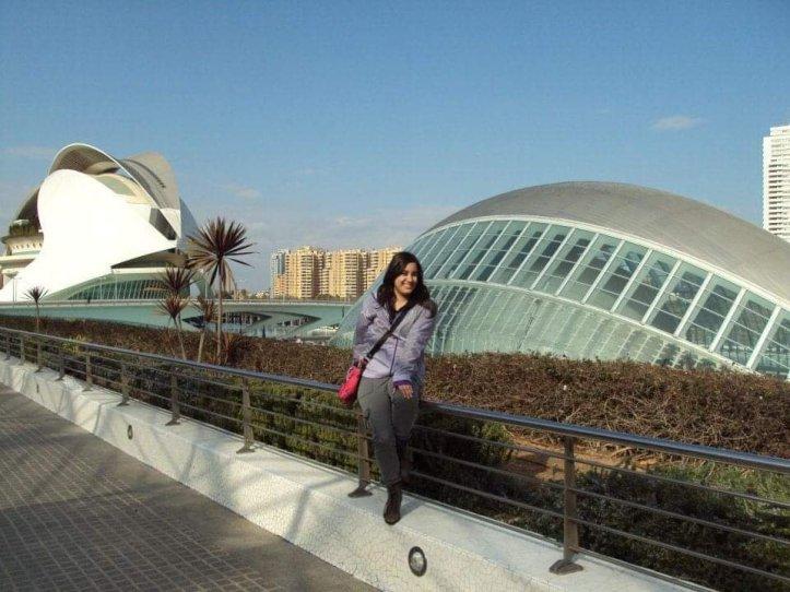 me at the Valencia aquarium